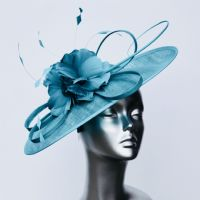 Aqua Mother of the Bride Hatinator 13103/SD146